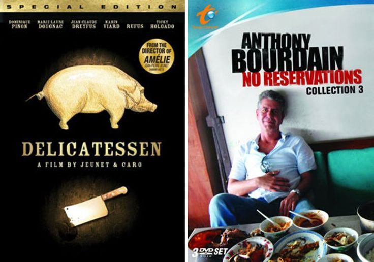 On Demand: 10 Food Movies & TV Shows on Netflix Instant