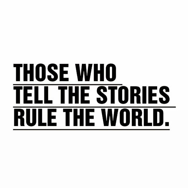 Developing a strong story will help you grab attention more than any boring old press release! Tell your #story! #demandmarketing #motivationmonday