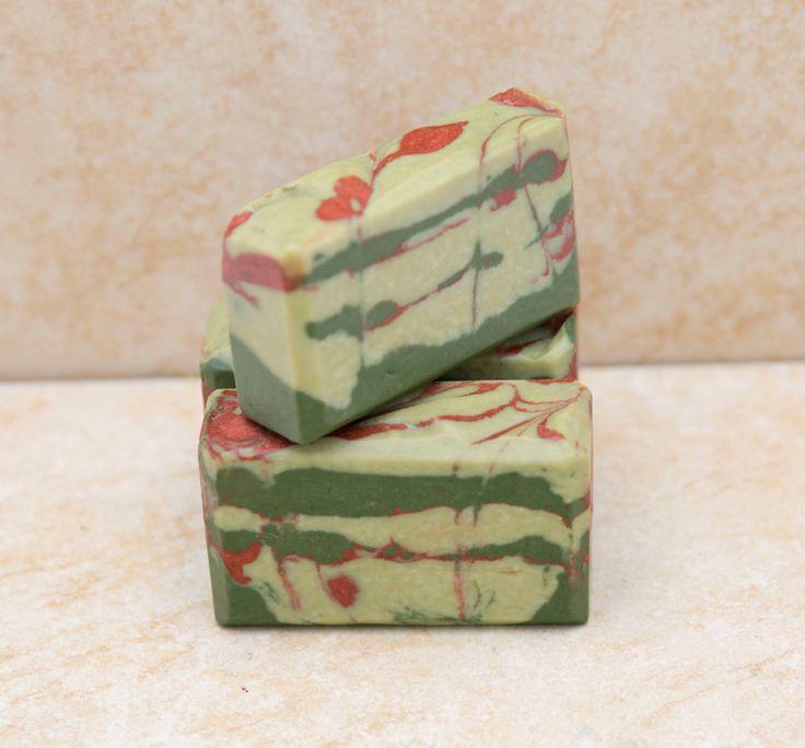 Organic Artisan Mens Soap Nirvana Luxury Bar Gift Soap - pinned by pin4etsy.com