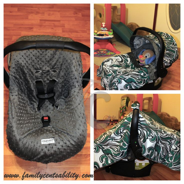 Review Carseat Canopy The Whole Caboodle Car seats