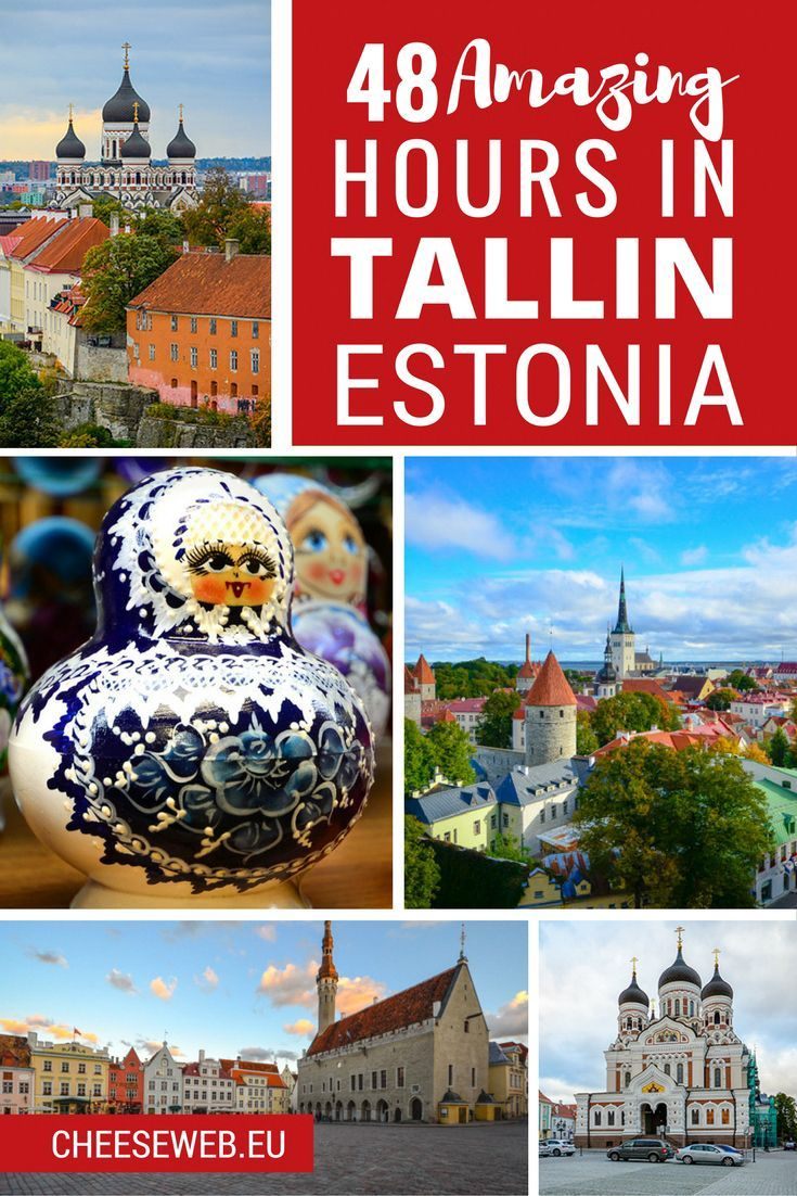 Adi And Her Family Travel To Unesco Listed Tallinn Share What Do