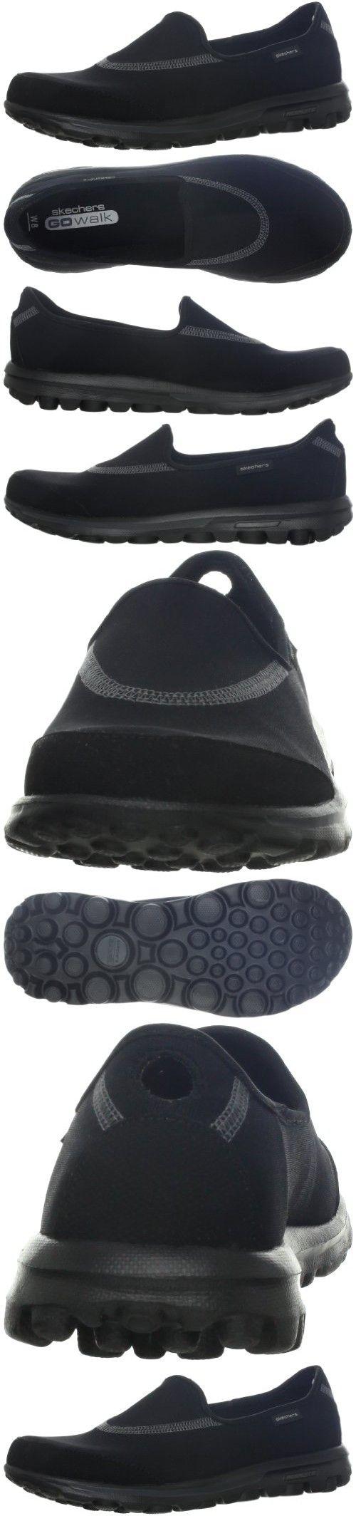 Skechers Go Step-Velvety Mujer US 7.5 Marrón Zapatos para Caminar CT9la