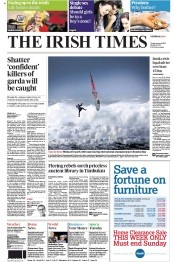 The Irish Times 1/29/2013 - Fleeing rebels torch priceless ancient library in Timbuktu