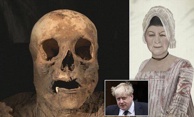 Mummified body in Switzerland is Boris Johnson relative | Daily Mail Online