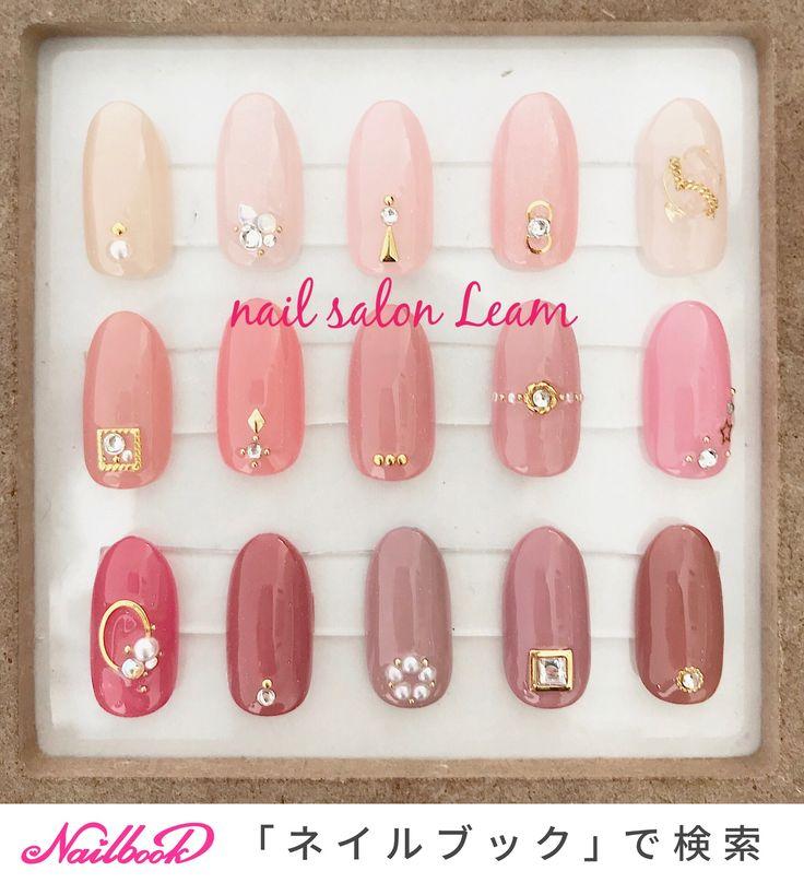 オールシーズン/オフィス/パーティー/デート/ハンド – nail salon Leamのネイルデザイン[No.2881024] ネイルブック