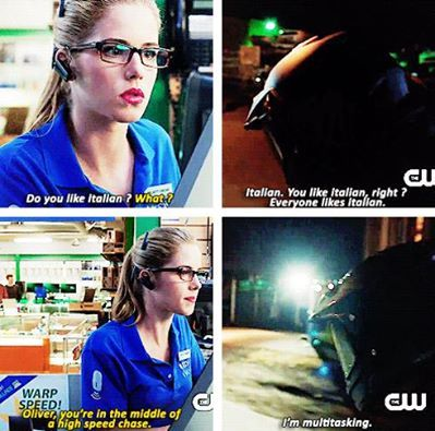 Arrow | Felicity and Oliver | Season3 | Olicity ❤️
