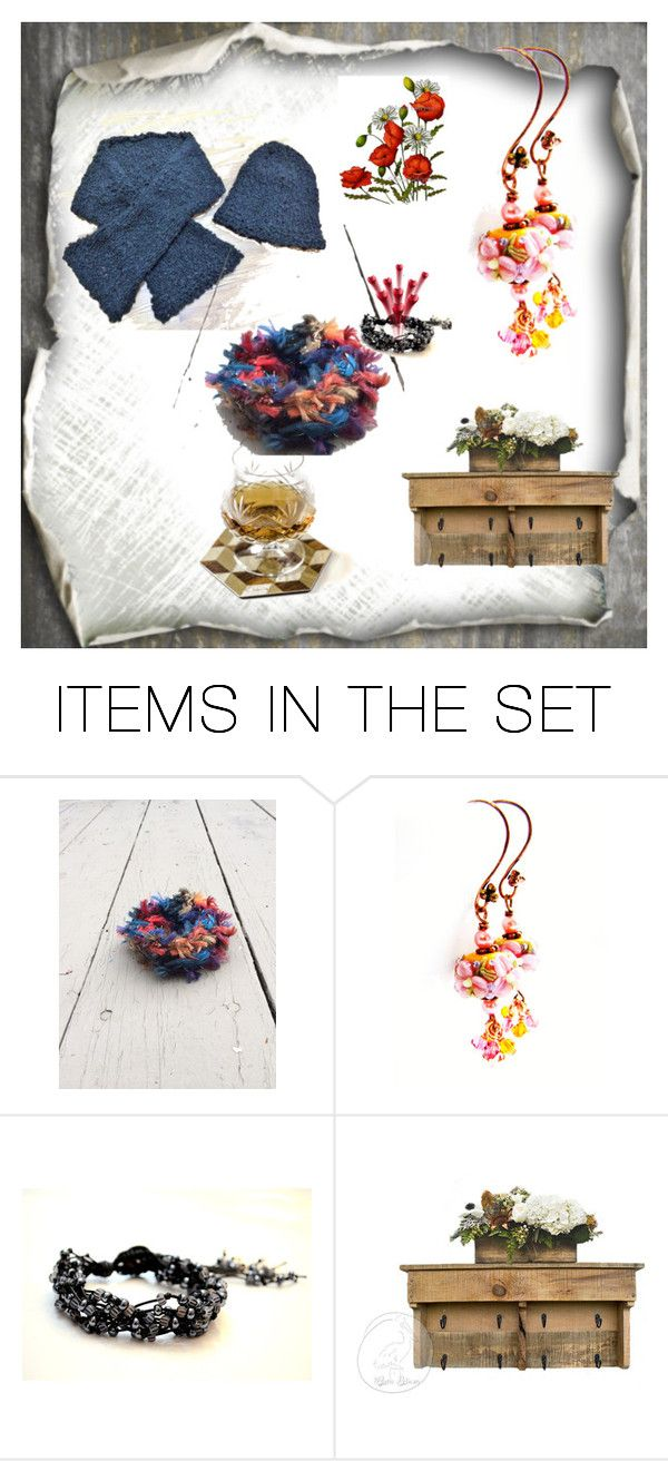 """""""Items I love on Etsy N°106"""" by creartebypatty ❤ liked on Polyvore featuring art"""
