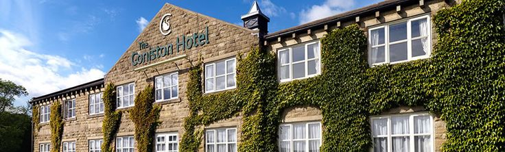 The Coniston Hotel, Coniston Cold, Skipton, North Yorkshire. Pet Friendly Hotel Holiday Accommodation in England. Accepts Dogs #WeAcceptPets