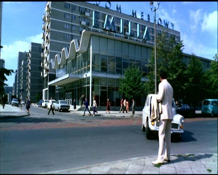 Dom Meblowy Emilia w Warszawie, 1970