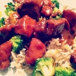 Crock Pot Orange Chicken | #TastyTuesday Recipe Swap!
