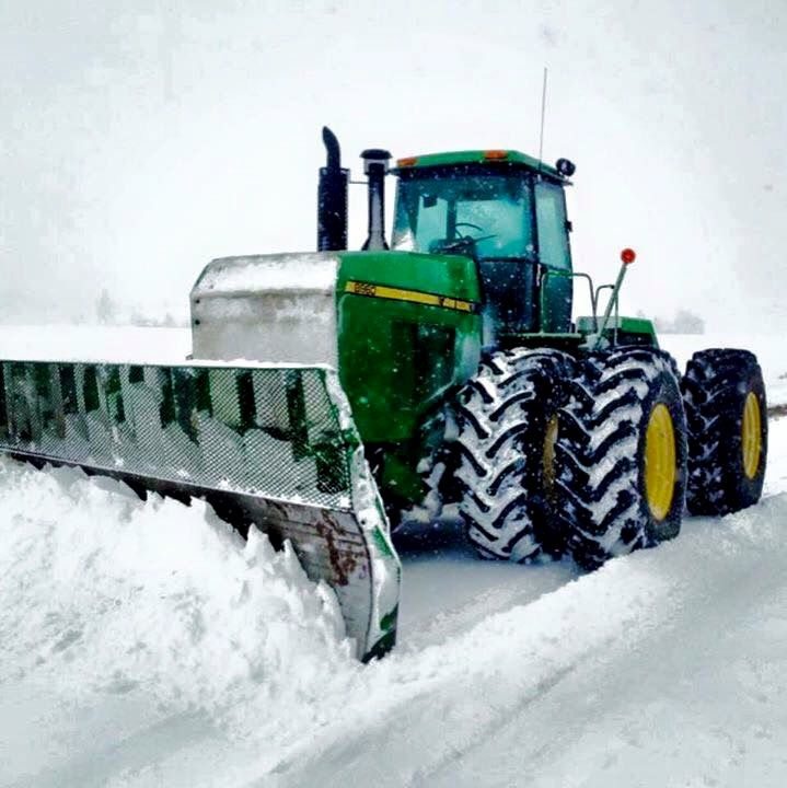 JOHN DEERE 8960 FWD http://egardeningtools.com/product-category/snow-removal/