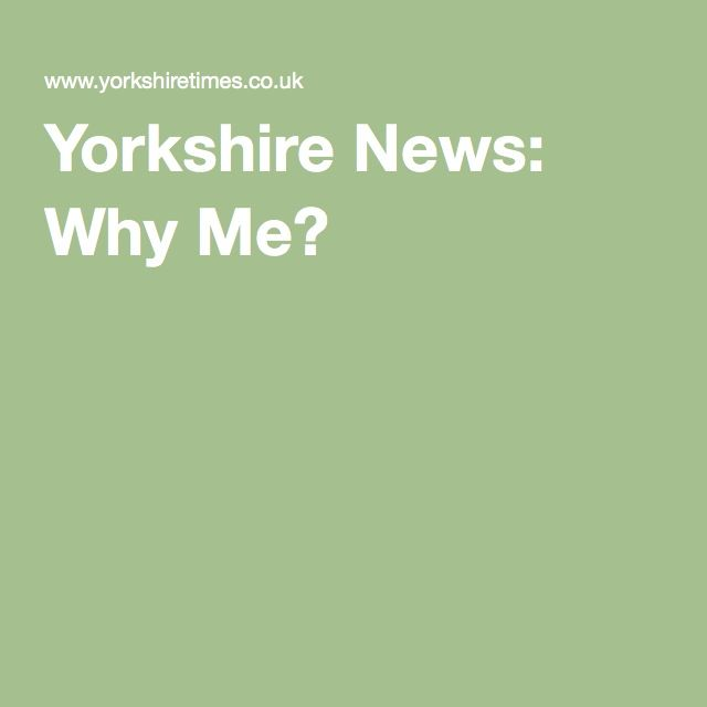 Yorkshire News: Why Me? You can question why it was yourself that developed an eating disorder, but you have to accept that it was something beyond your control. #mentalhealth #mentalillness #eatingdisorder #recovery #anorexia #blog