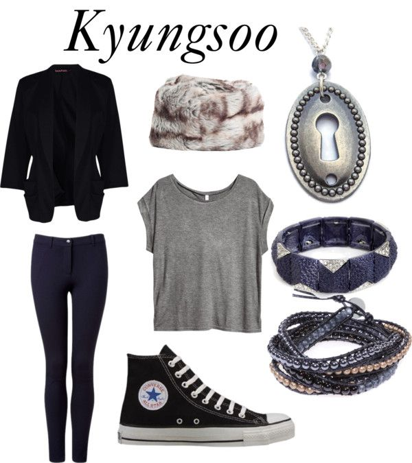 Exo inspired - DO outfit