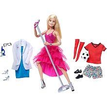 """Barbie Ultra flexible Poupée Barbie Collection Fitness - Mattel - Toys""""R""""Us"""