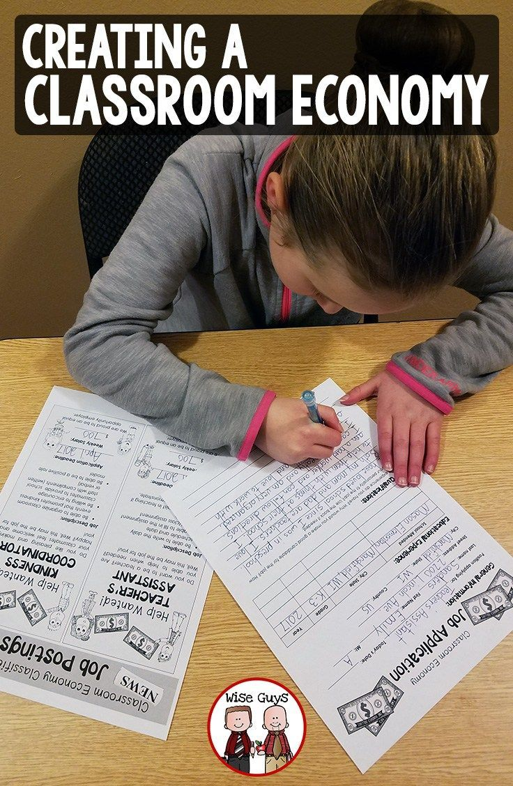 Teaching the value of money to students is invaluable later in life. This upper elementary activity for creating a classroom economy does that! It's great for real world problem solving with your 4th, 5th, and 6th grade classroom or home school students.