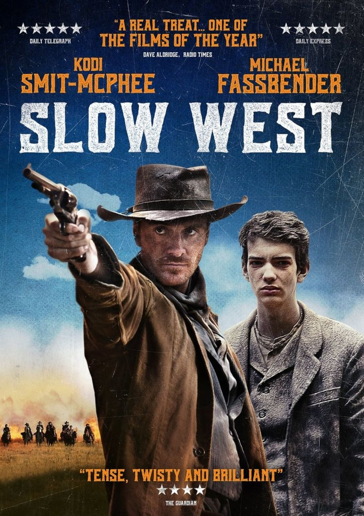 Slow West (2015) Western movies, Netflix uk