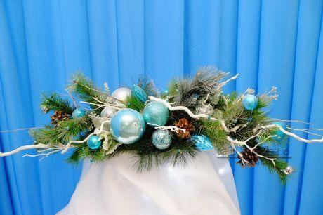 Рождественская (новогодняя) композиция