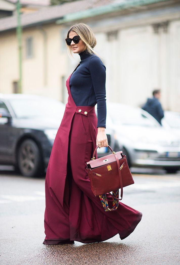 Tracking the Top Street Style at Milan Fashion Week – #Fashion #Milan #Street #S…