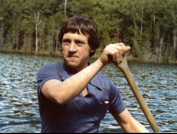 Владимир Высоцкий в Канаде. Фото Бабека Серуша, 1 октября 1976 года.