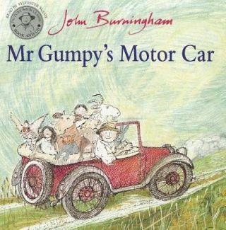 Mr Gumpy's Motor Car by John Birmingham