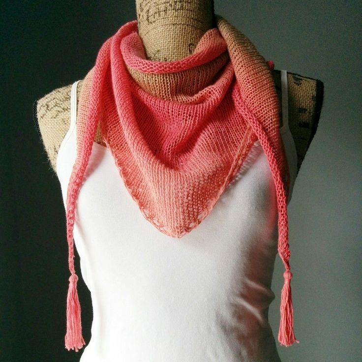 Knitting Bias Stockinette : Stockinette stitch shawlette purl avenue ger