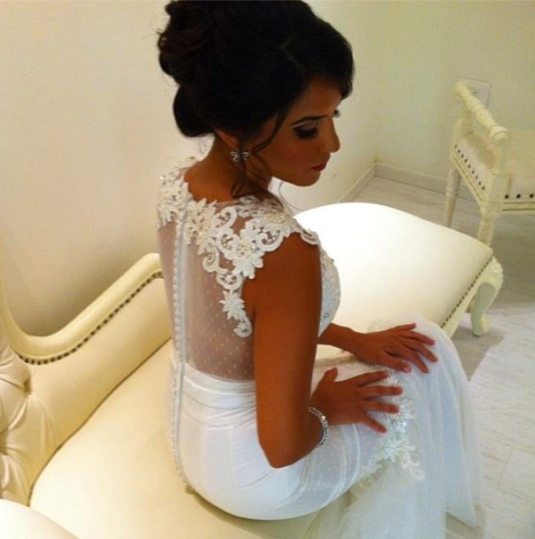 Dress with lovely details