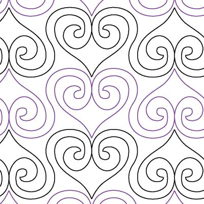 316 best Quilting images on Pinterest | Crafts, Embroidery and ... : continuous line quilting stencils - Adamdwight.com
