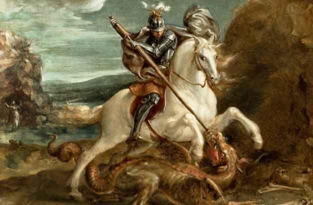 Άγιος Γεώργιος ο Τροπαιοφόρος: Εορτή του Αγίου Γεωργίου σήμερα 23 Απριλίου και σε κάθε γωνιά της Ελλ...
