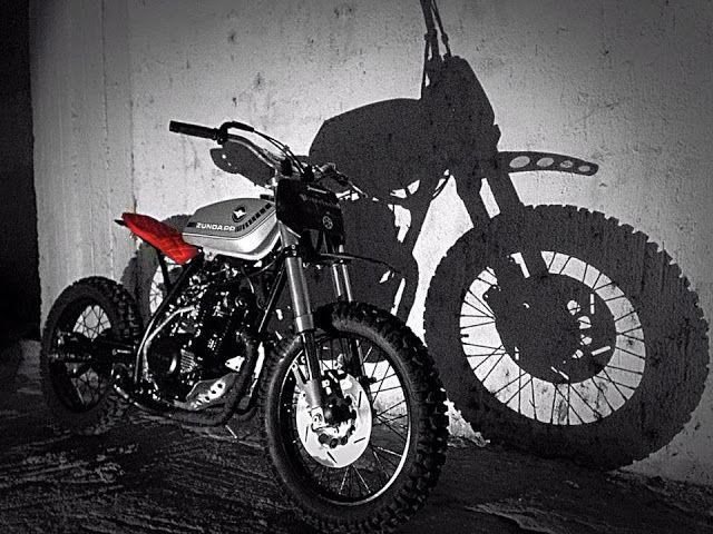 honda xl 250 street tracker by the garage putrefactio motorcycles streettracker motos. Black Bedroom Furniture Sets. Home Design Ideas