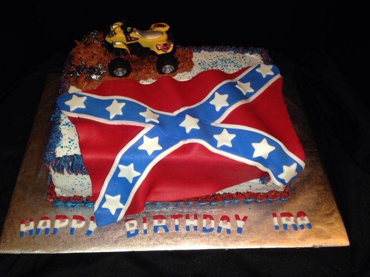 rebel flag wedding cakes 25 best ideas about rebel flag cake on 18983