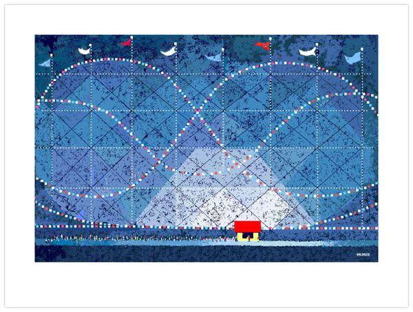 Pixel Painter – 98 Year Old Graphic Designer