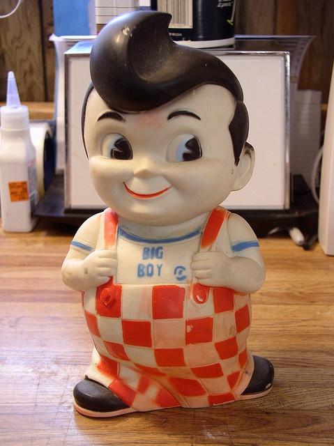Southeast Big Boys Toys : Kips big boy bank circa s by southeast dallas