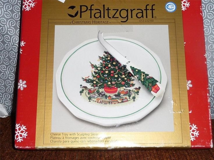 29 best Pfaltzgraff Christmas Heritage Pattern images on Pinterest ...