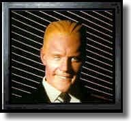 """MAX HEADROOM:    Though Max was the star of the show, he was really a very minor character. The story followed intrepid reporter Edison Carter (also Frewer) and his """"controller"""" (i.e. director) Theora (Amanda Pays, who later played fanfic-favorite Phoebe Green on The X-Files) as he attempted to uncover a conspiracy revolving around the Blipvert, a highly compressed advertisement his station had recently adopted, which had the unfortunate side effect of causing some viewers to explode. In his…"""
