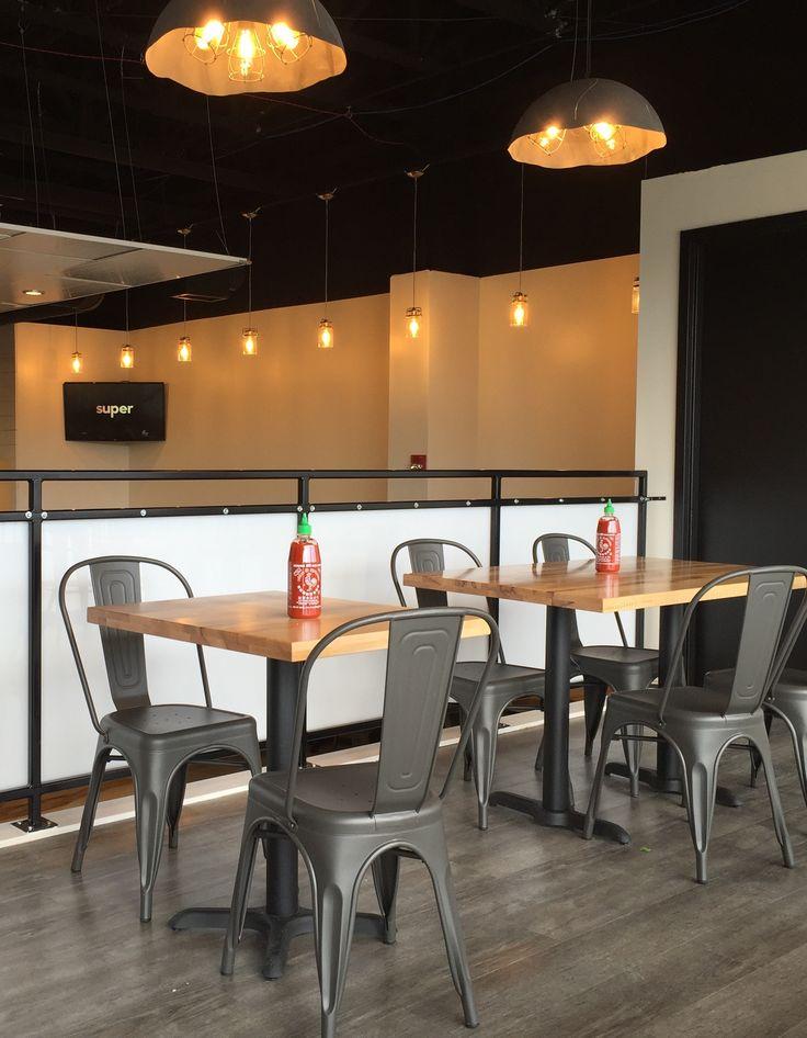 Freshii_fort wayne_industrial restaurant design store