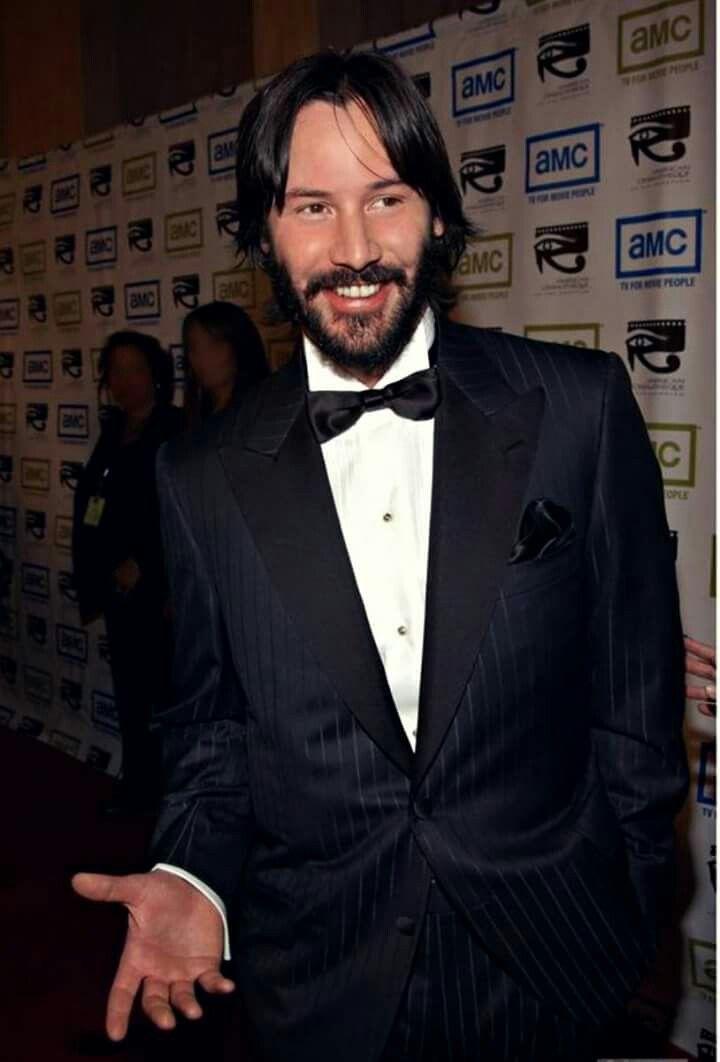 Keanu Reeves beautiful man, beautiful smile