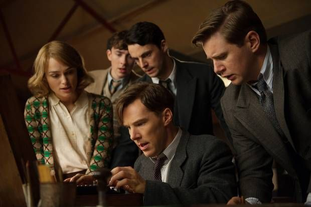 Benedict Cumberbatch and Keira Knightley star in trailer for new Alan Turing film The Imitation Game - News - Films - The Independent