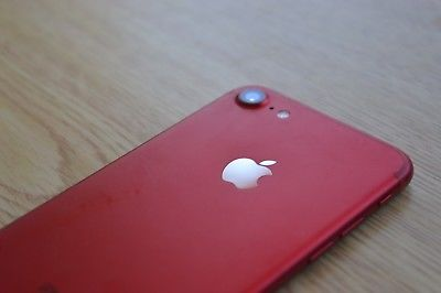Apple iPhone 7 (PRODUCT)RED - 128GB - Red (Unlocked) A1660 (CDMA + GSM)