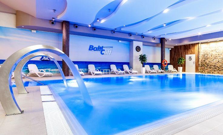 Baltic Cliff - idealny wypoczynek nad #morzem w znakomitych apartamentach oraz #SPA i #Wellness w Niechorzu