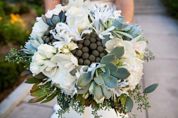 Flowers: Wedding Ideas, Ideas Ruffles, Flower