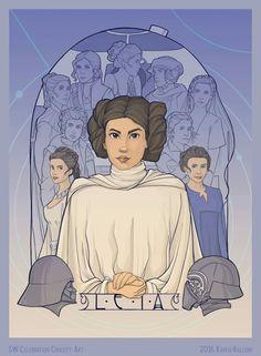 Karen Hallion Star Wars Random Stuff Princess Leia Star Wars