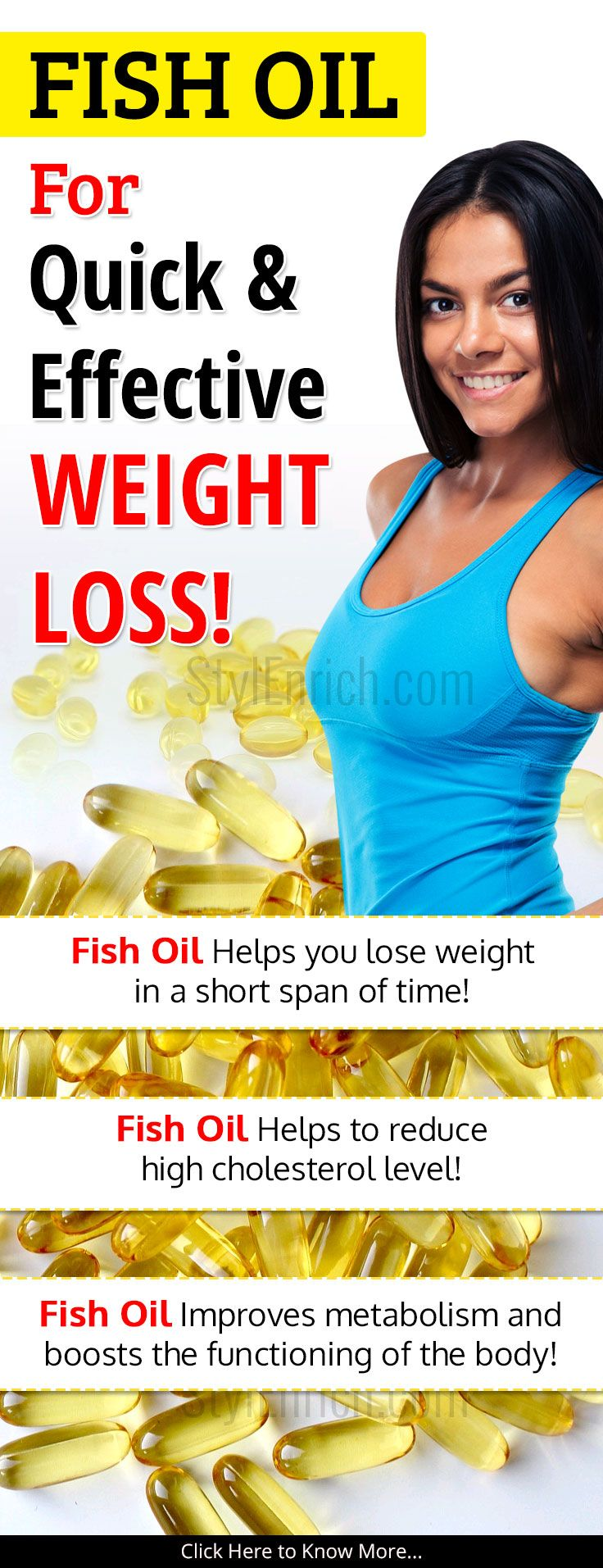 Best 25 fish oil weight loss ideas on pinterest for Best fish to eat for weight loss