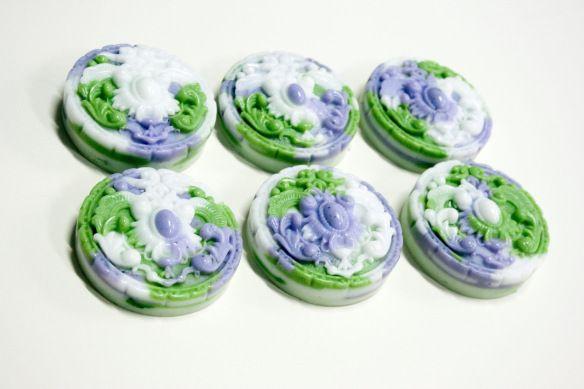 Blueberry Lavender Garden