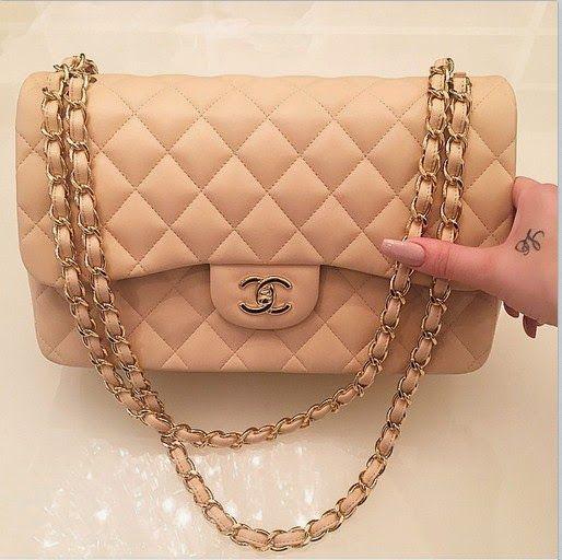 khloe kardashian chanel bag - Google Search