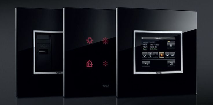 Touch screen Vimar