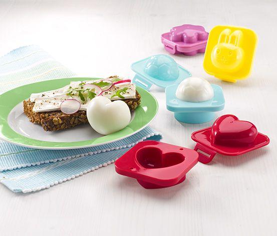 Foremki do jajek, 4 sztuki #tchibo