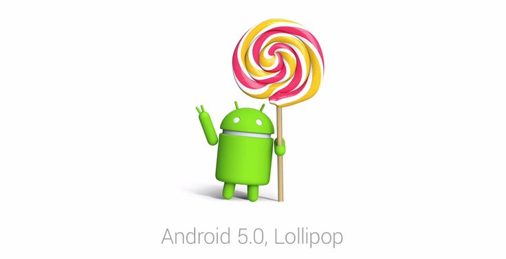 android and lolipop