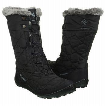 Columbia Women's Minx Mid Omni-Heat Waterproof Winter Boot at Famous Footwear