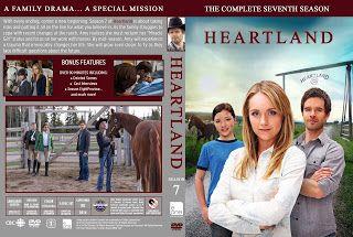 Heartland Season 7 DVD Cover