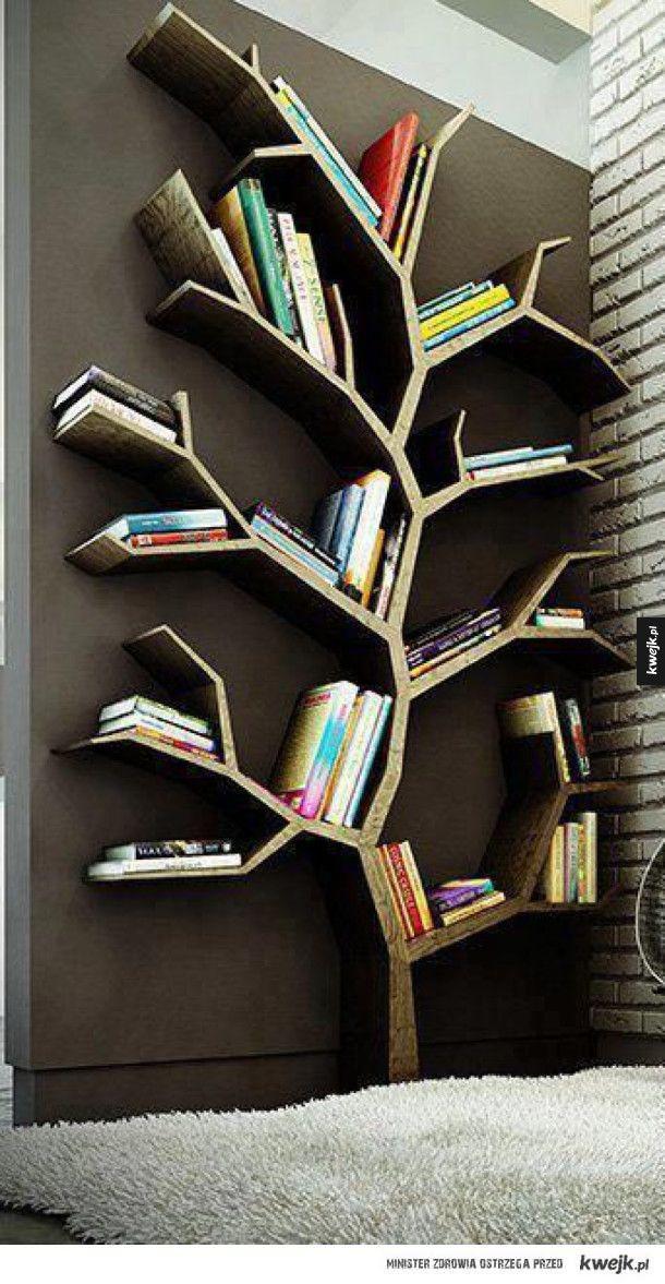 Megafajne regały na książki!